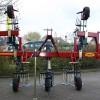 XH375 V3 schoffelmachine vlakveld