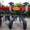 XHR350 witlof rugschoffelmachine 1